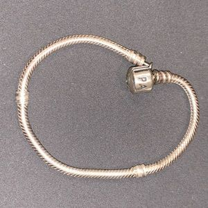 "Authentic original Pandora bracelet 6.5"""